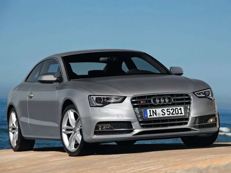 10 Best AWD Coupes 2014