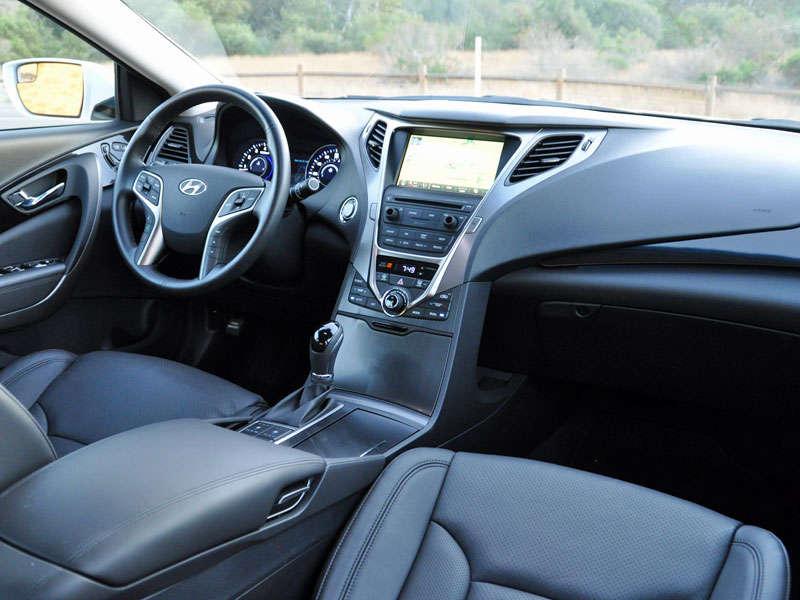 2014 Hyundai Azera Review And Quick Spin Autobytel Com