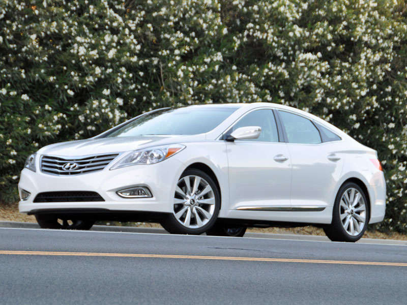 2014 Hyundai Azera Review And Quick Spin Autobytel Com