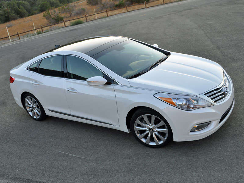 Hyundai Warranty Check >> Refreshed 2015 Hyundai Azera Adds More Technology | Autobytel.com