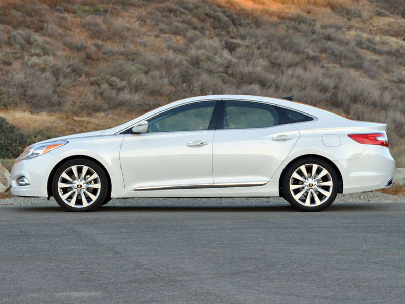 2017 Hyundai Azera Review And Quick Spin Styling Design