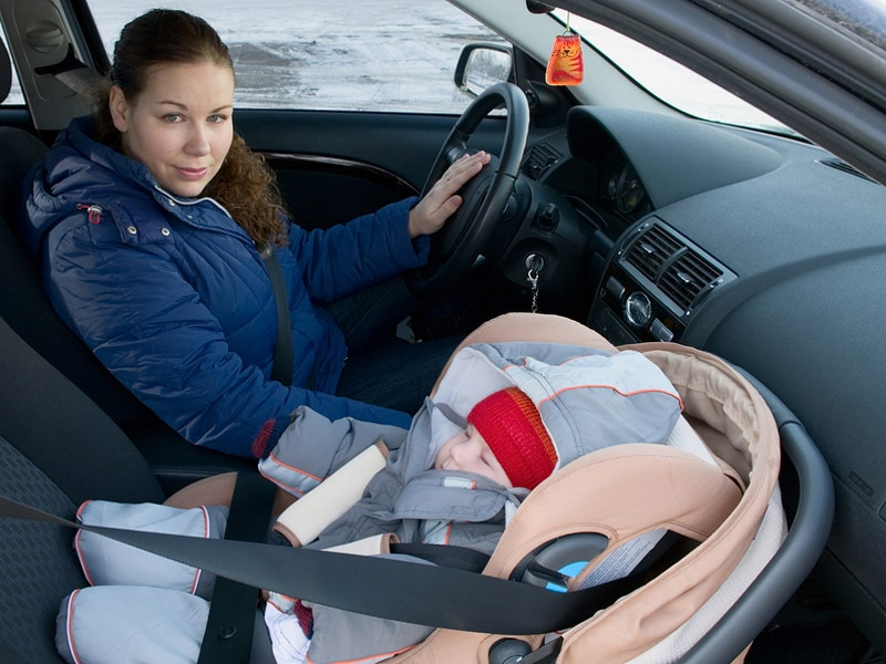 Nine Ps to Never Put a Car Seat | Autobytel.com