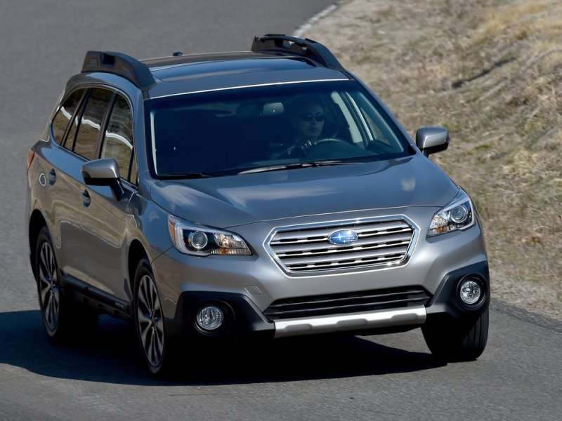 10 Best Family Cars For 2015