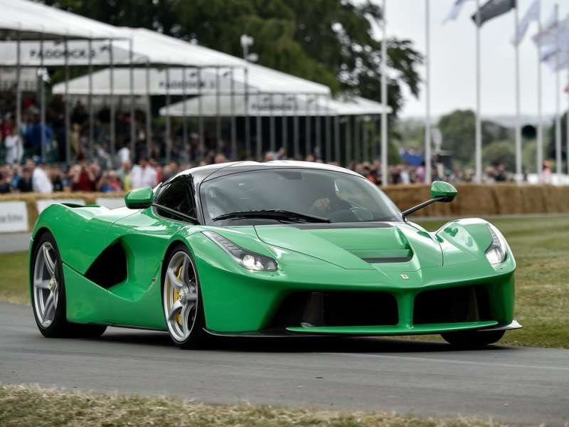 1 Ferrari Laferrari