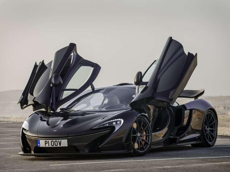 Wonderful 2) McLaren P1