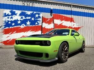 2015 Dodge Challenger SRT Hellcat Muscle Coupe First Drive