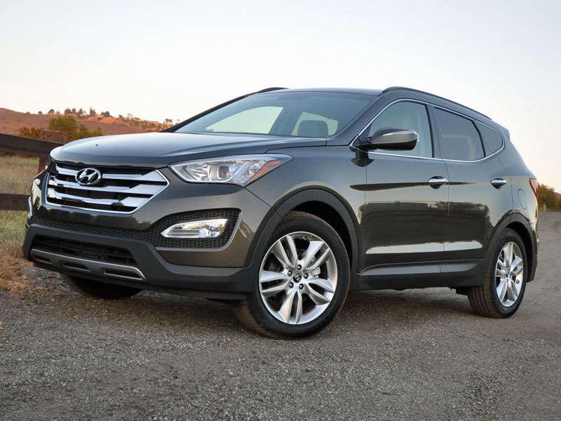 No Credit Check Car Lots >> 2014 Hyundai Santa Fe Sport Crossover SUV Review | Autobytel.com