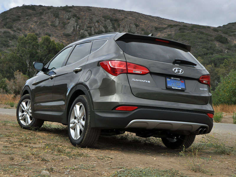 2014 hyundai santa fe sport crossover suv review. Black Bedroom Furniture Sets. Home Design Ideas