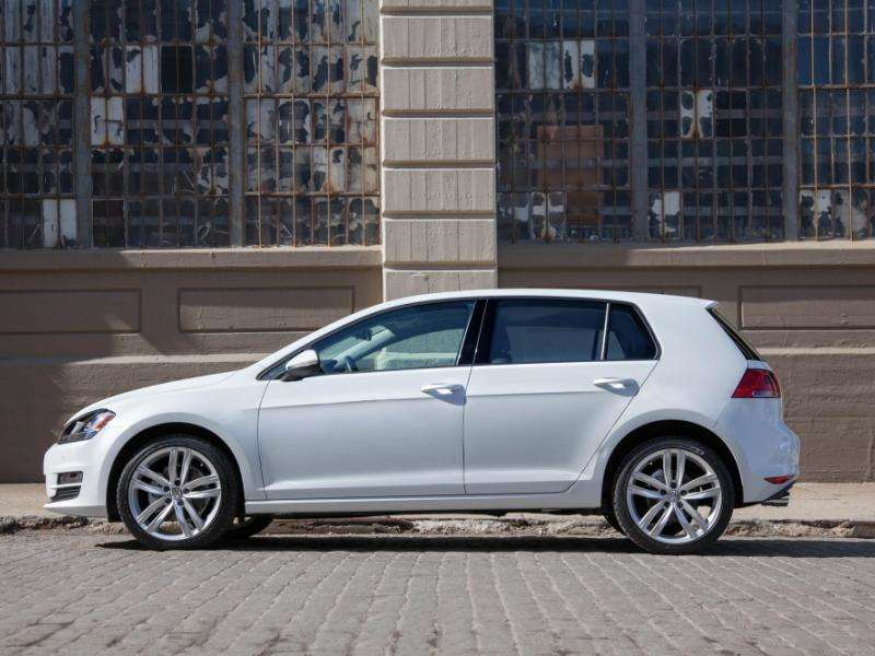 NWAPA: 2015 VW Golf TDI Is Green Vehicle of the Year