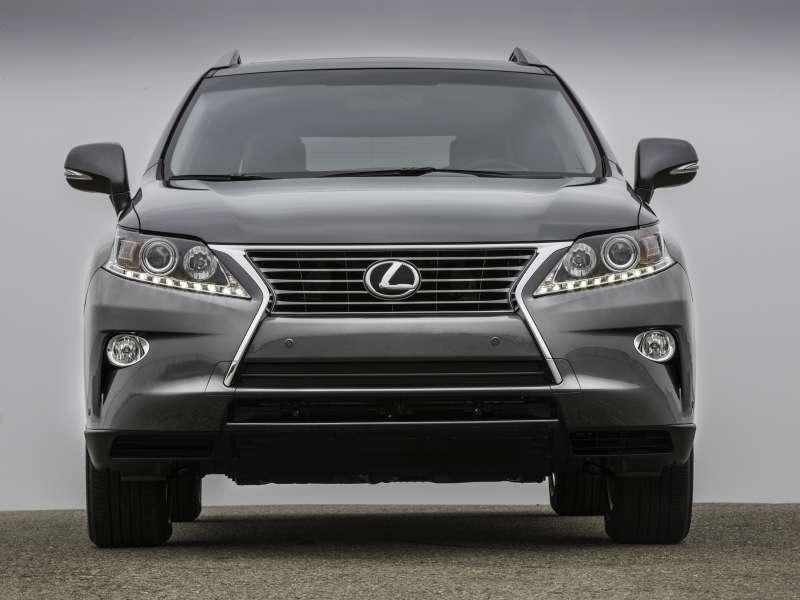 10 Best Used Luxury Suvs Lexus Rx 350