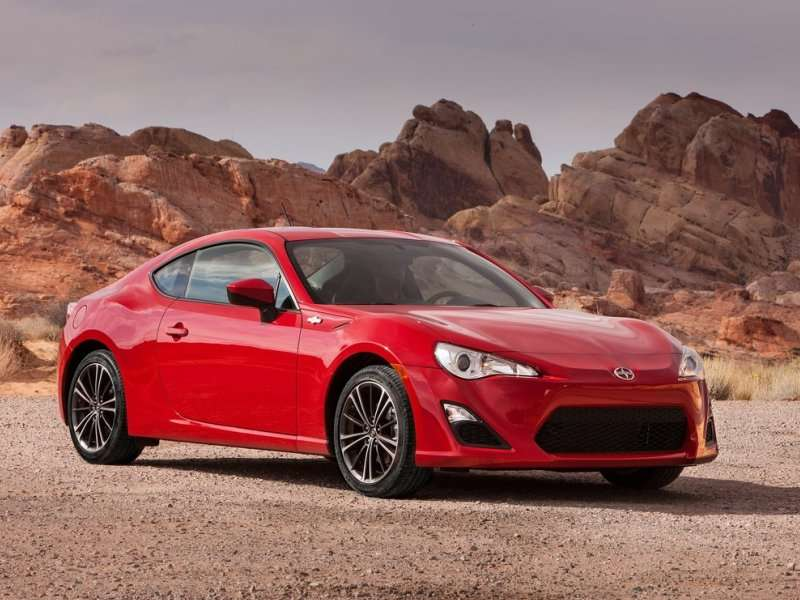 10 Japanese Sports Cars   07   2014 Scion FR S