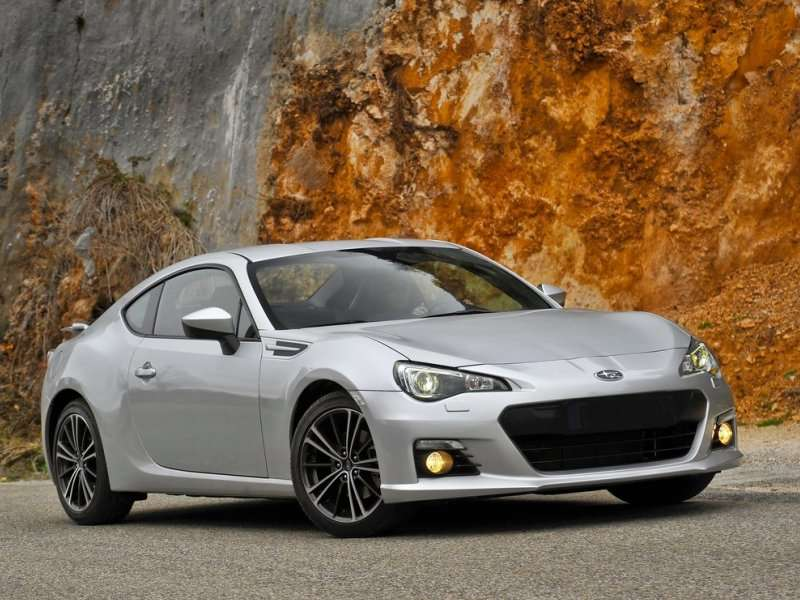 Great 10 Japanese Sports Cars   03   2014 Subaru BRZ