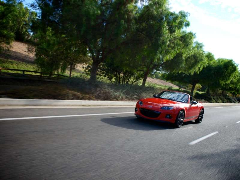 10 Japanese Sports Cars   05   2014 Mazda MX 5 Miata