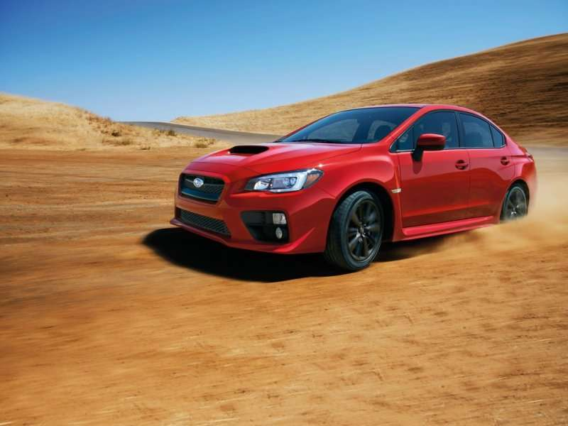 Delightful 10 Japanese Sports Cars   10   2015 Subaru WRX
