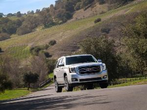 2014 GMC Yukon Ranked No. 1 Large SUV for APEAL