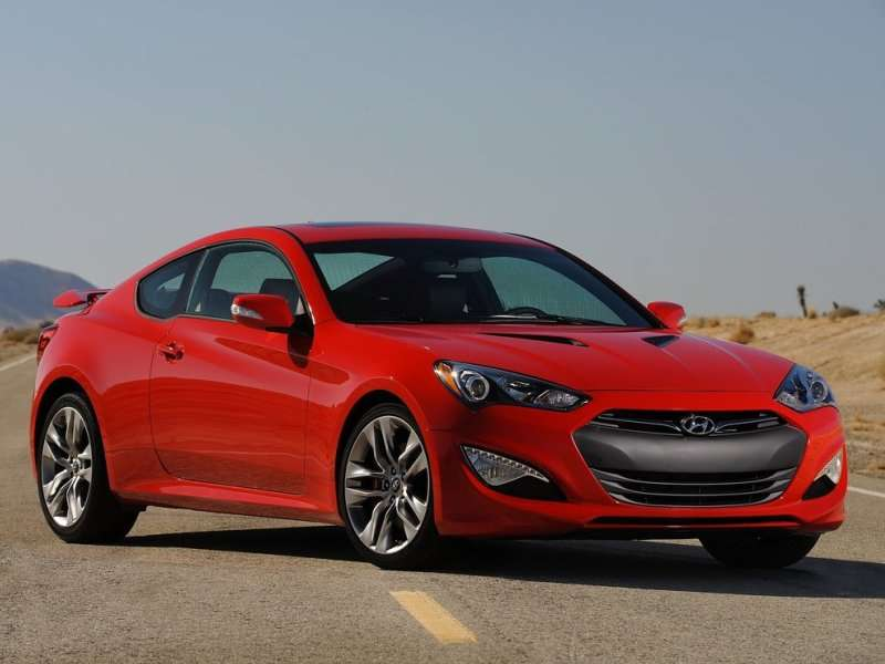 10 Affordable Coupes for 2014