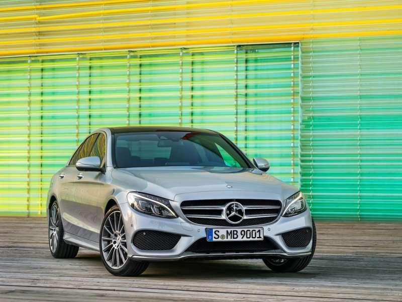 All-new 2015 Mercedes-Benz C-Class Revealed