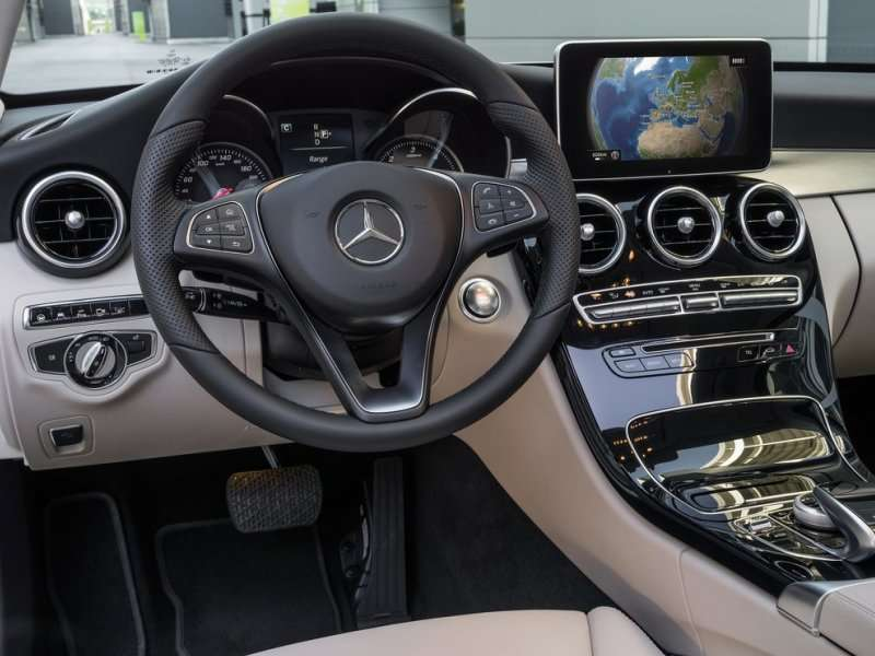 All-new 2015 Mercedes-Benz C-Class Revealed | Autobytel.com