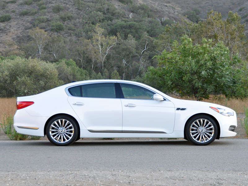 2015 Kia K900 Review And Quick Spin Autobytel