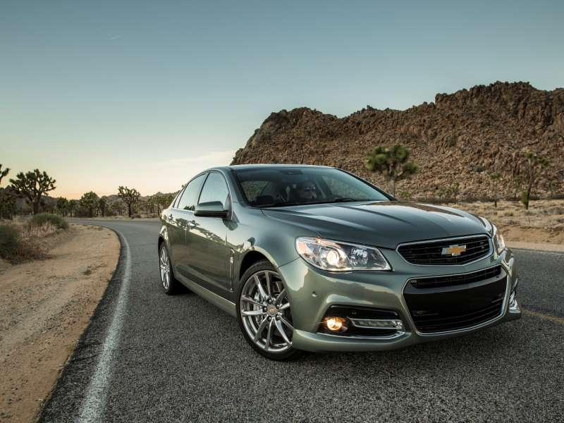 Six-speed MT, Magnetic Ride Control Confirmed for 2015 Chevy SS