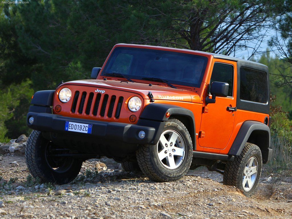 2014 Jeep Wrangler Revels in Another Sales Record