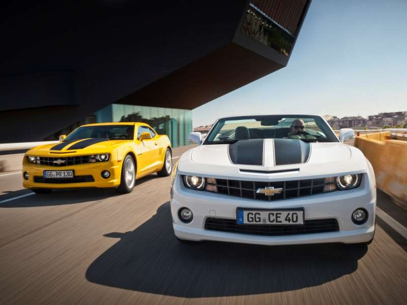 2014 Chevy Camaro Wins July Muscle-car Sales Battle