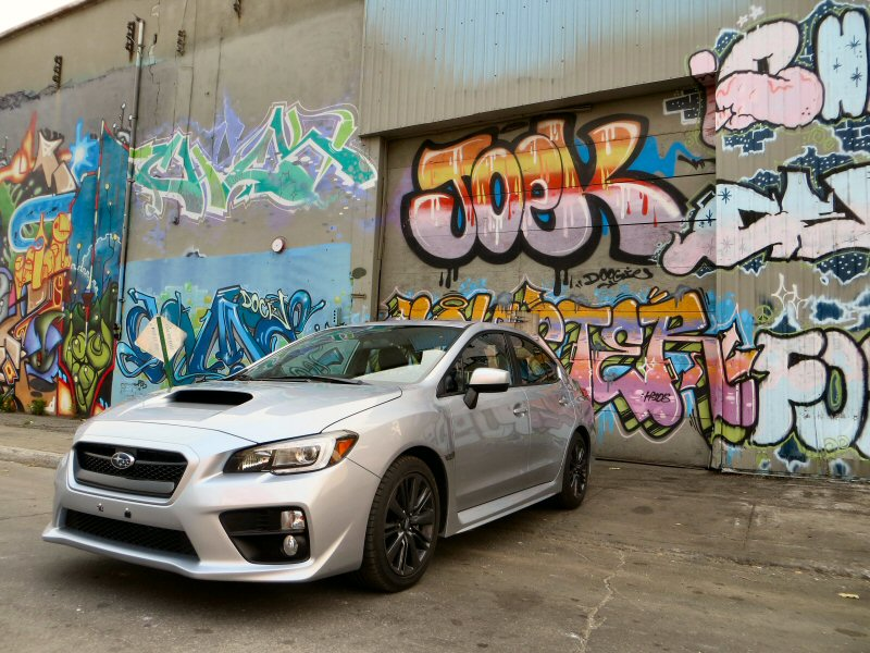 2015 Subaru WRX Compact Performance Sedan Review