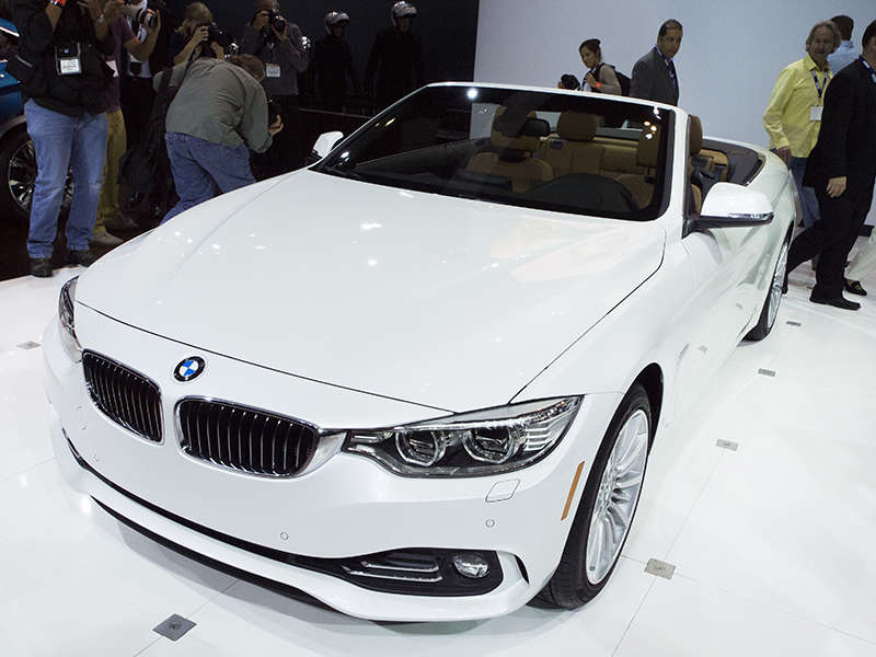 July Auto Sales: BMW 3- and 4-Series Lead The Way