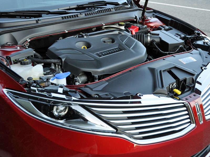2014 Lincoln Mkz Luxury Sedan Review Autobytel Com