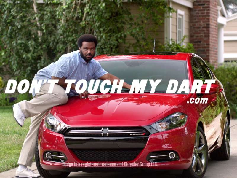 2014 Dodge Dart Ads Show a Touch of Humor