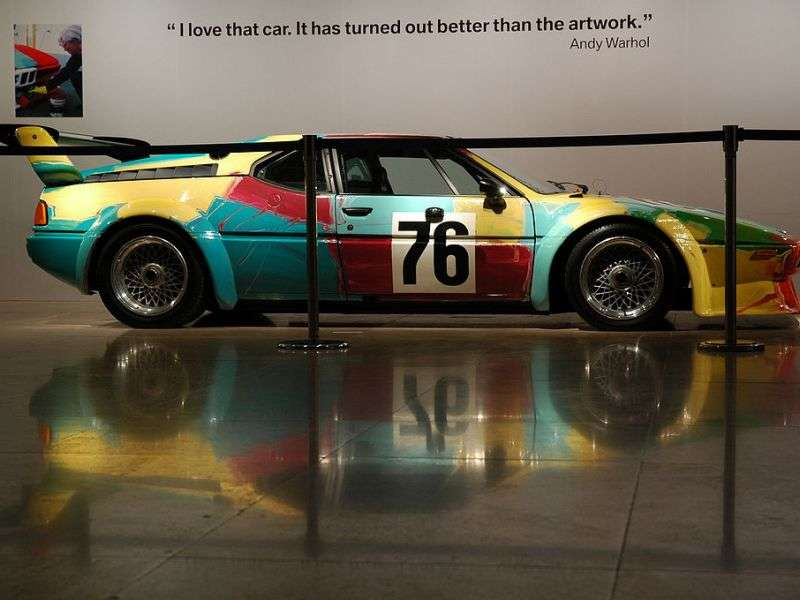 What Are The BMW Art Cars?