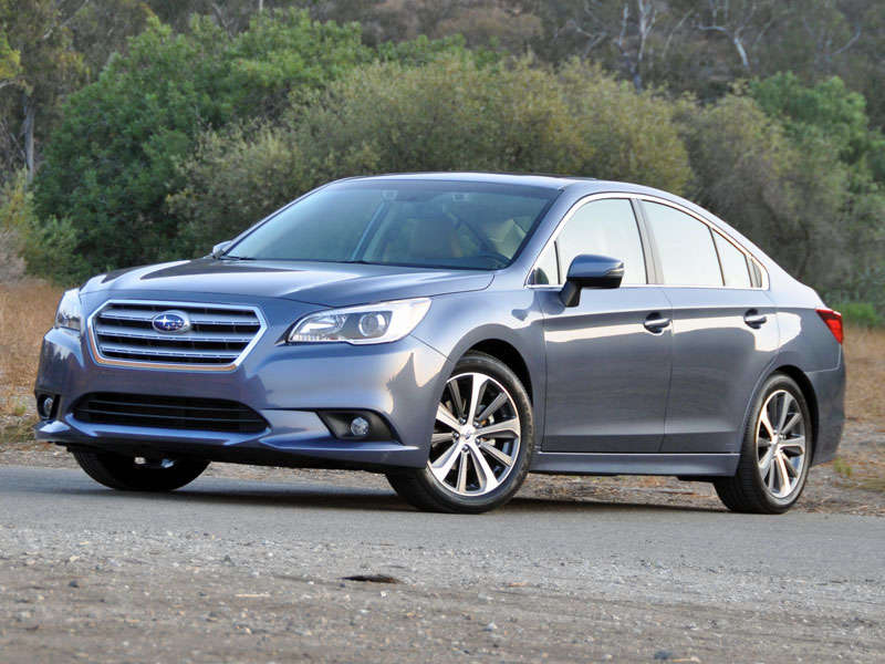 2015 Subaru Legacy Review and Quick Spin
