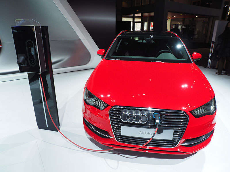 2015 Audi A3 e-tron Joins Carbon-Offset Initiative