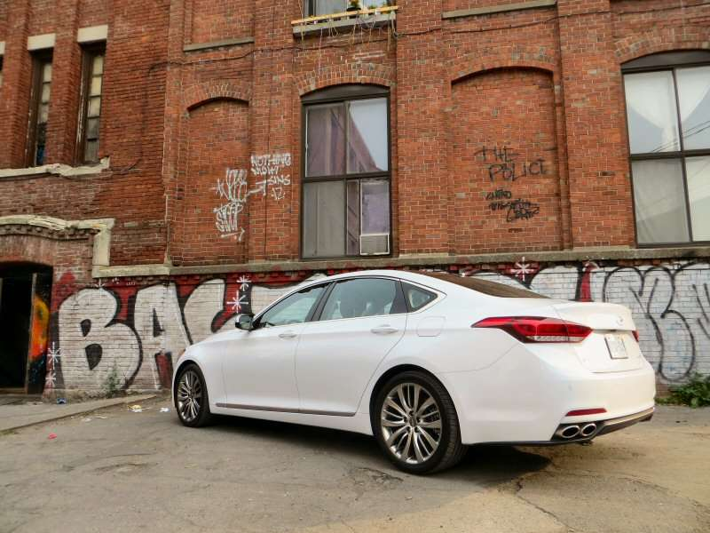 2015 Hyundai Genesis 5.0 Review: Models And Prices