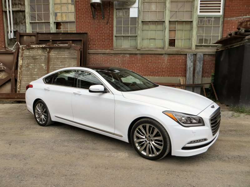 2015 Hyundai Genesis 5.0 Review: Safety And Ratings