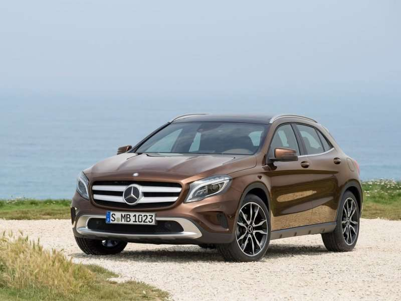 MSRPs for 2015 Mercedes-Benz GLA-Class Start at $31,300