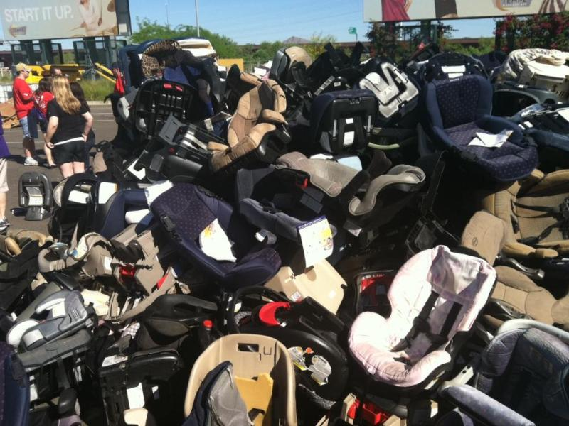 Car Seat Recycling Phoenix