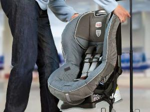 Traveling with a Car Seat on an Airplane