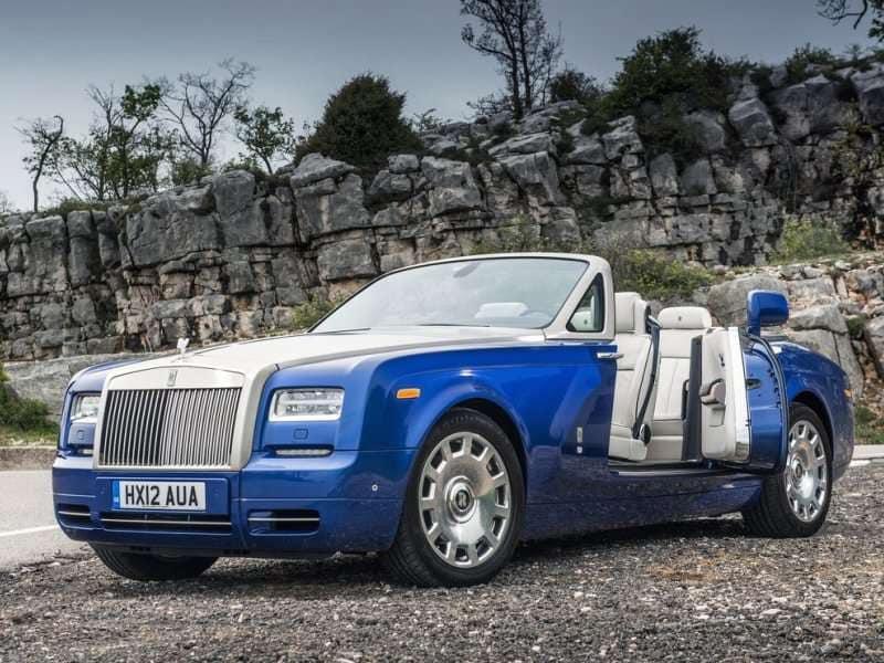 Rolls Royce Phantom 2018 Top View >> British Luxury Cars | Autobytel.com