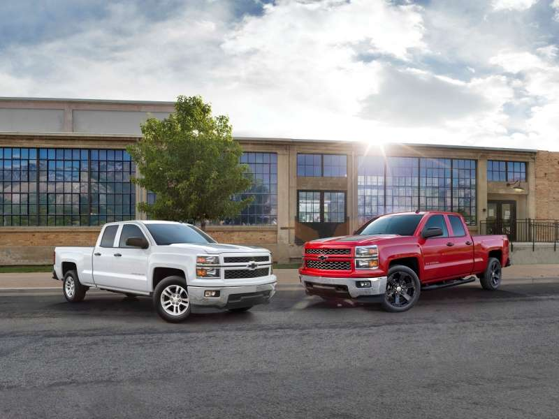 2015 Chevrolet Silverado 1500 Ready with New Rally Edition