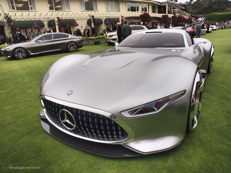Concept lawn at the 2014 pebble beach concours d 39 elegance - Pebble beach car show ...