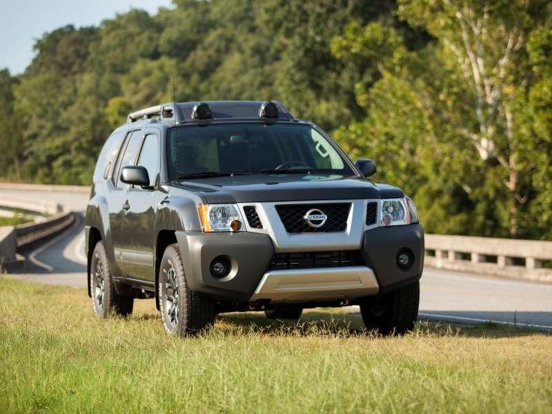 2015 Nissan Xterra Brings Body-on-frame Construction for $23,660 ...