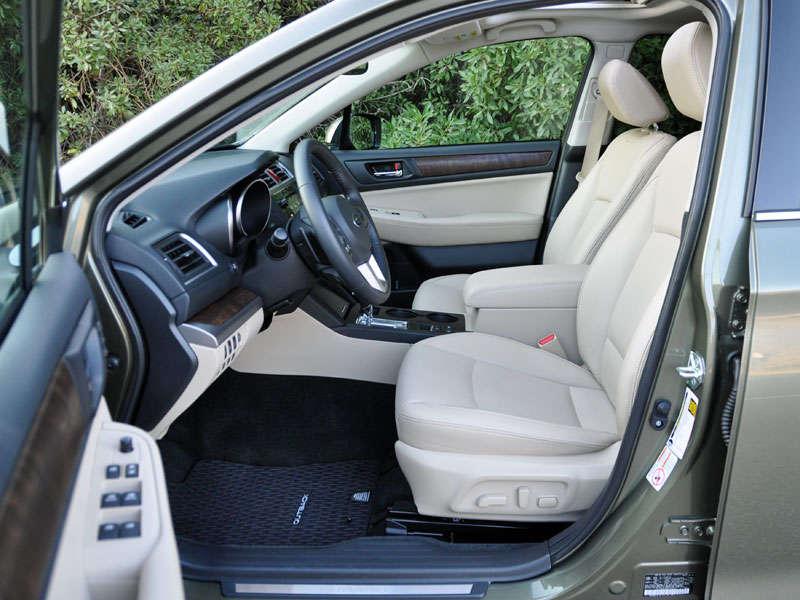 2015 Subaru Outback Crossover Suv Review