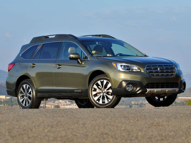 2017 Subaru Outback Crossover Suv Review Pros And Cons