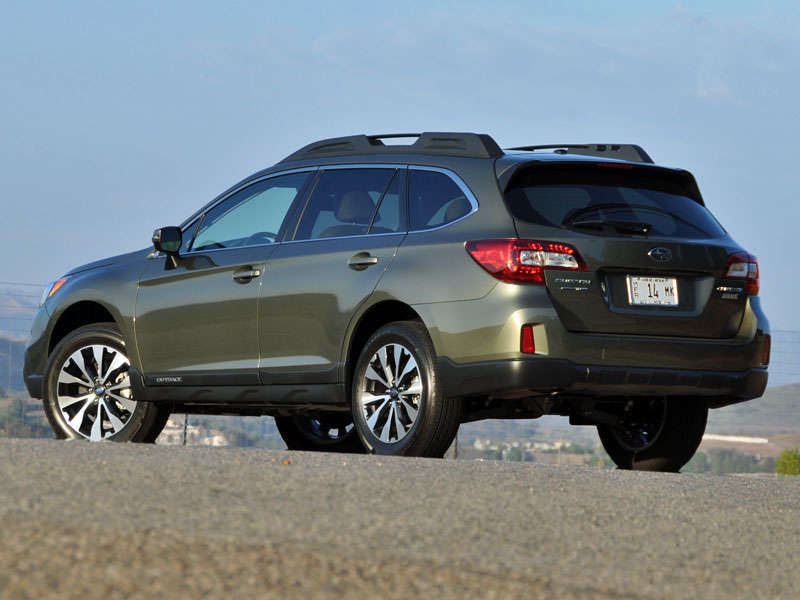 2015 Subaru Outback Crossover Suv Review Autobytelrhautobytel: 2015 Subaru Outback Wiring Diagram At Cicentre.net