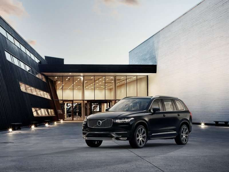 Meet the All-new 2015 Volvo XC90