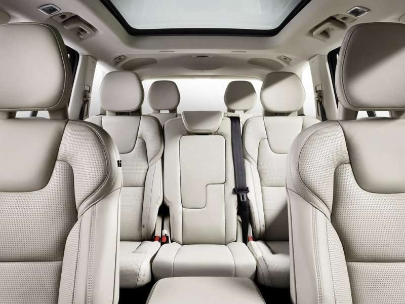 Cars With 3rd Row Seating >> 10 Top Luxury Suvs With A 3rd Row Autobytel Com