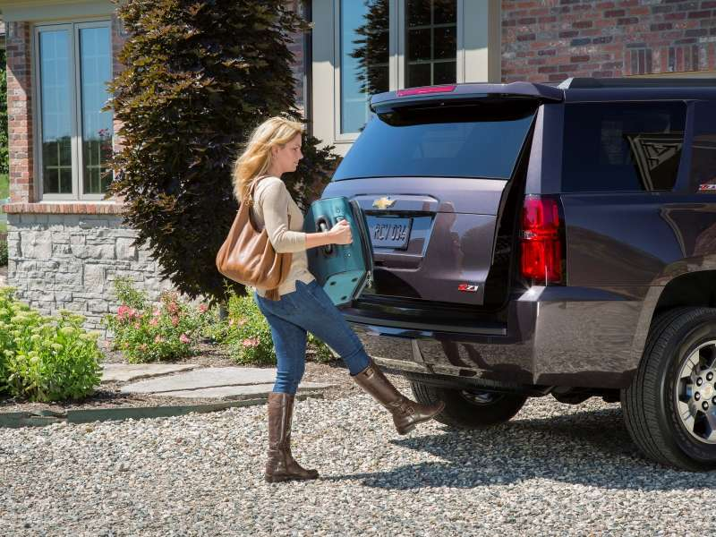 Epa 2015 Chevy Tahoe Suburban Rated At 23 Mpg Highway
