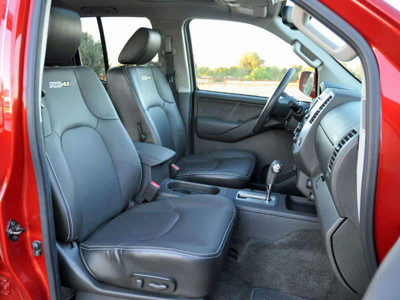 2014 Nissan Frontier Review And Quick Spin: Comfort And Cargo