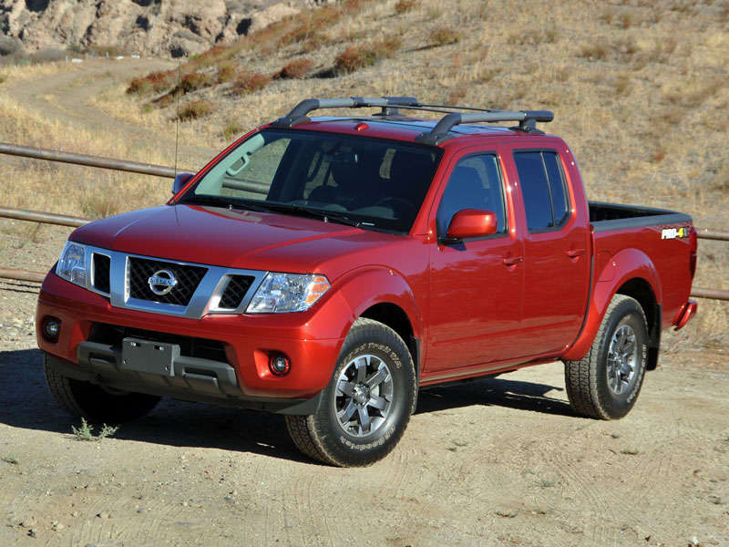 2014 nissan frontier review and quick spin. Black Bedroom Furniture Sets. Home Design Ideas